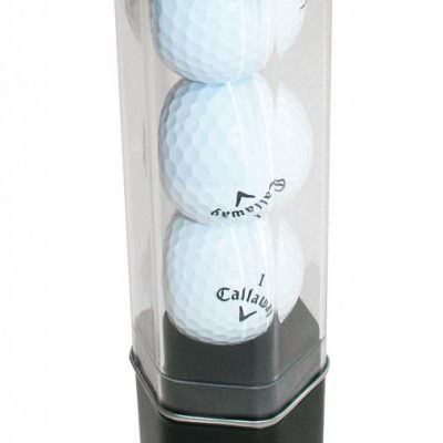 """Callaway Golf gjafaaskja """"3 ball Tee"""""""