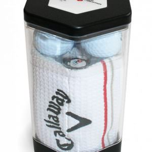 "Callaway Golf gjafaaskja ""3 ball towel"""