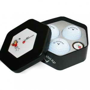 "Callaway Golf gjafaaskja ""3 ball Hex"""