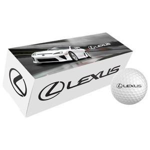 Xmerkt golfboltapakkning