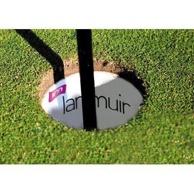 Golfvörur holumerkingar