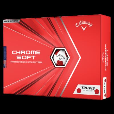Callaway Chrome Soft Truvis