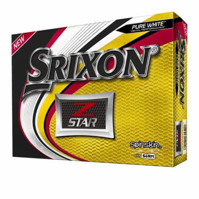 Srixon Soft Z-Star