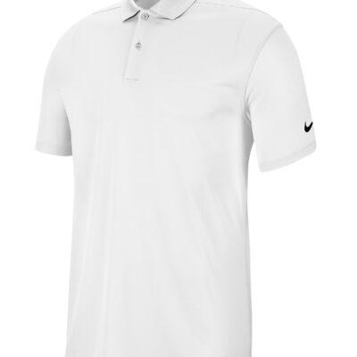 Nike golf fatnaður póló bolir merktir